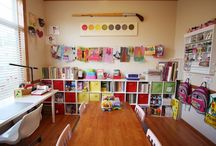 Playroom/Childcare / by Jamie Weber