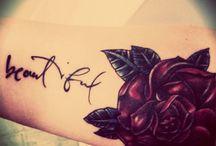 Любимые татуировки