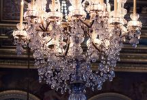 Chandeliers / by Kathryn Starnes