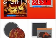 Cave Art Magnets & Gift Boxes