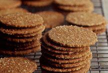 crunchy gf biscuits