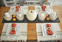 Parties - Table Settings / by Tracie O'Brien