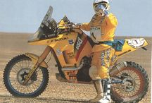 Retró moto