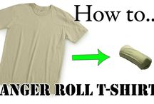 How To Ranger Roll
