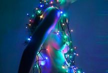 christmas light photo