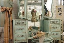 nábytok vintage