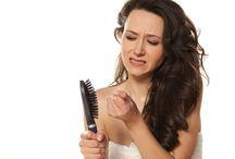 Chute de cheveux et soins