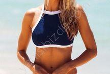 TANKİNİ BİKİNİ MODELLERİ / Sezonun Trend Tankini Bikini Modelleri
