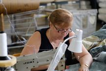 The Avery Boardman Artisans / Get to know our talented workers in the Avery Boardman factory!