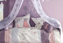 Girly purple