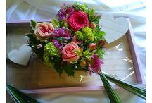 Hochzeitsfloristik / Hochzeitsfloristik von Engelchens Blumenparadies
