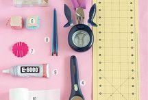 Art & Craft Tools/ Supplies
