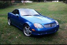 2001 Mercedes Benz SLK Roadster For Sale / $22,400.00