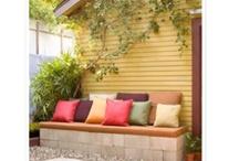 My backyard and veranda ideas