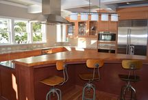 Curved Cabinets