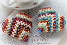 Crochet Patterns & Tutorials / Crochet patterns with sources where possible.