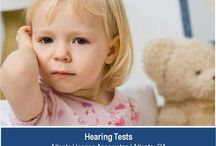 Hearing Tests Atlanta / Comprehensive hearing tests in Atlanta, GA. Children, adults and seniors. Get a complete ear exam and hearing test by calling the specialists at (770) 574-4819.