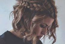 Hair/Makeup/Outfit Inspiration