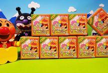 アンパンマン アニメ❤おもちゃ ワールドコレクション全部開封!エピソード1Anpanman toys