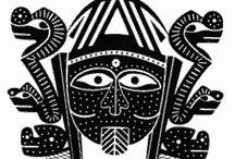 símbolos-precolombinos-nativos / by Patricia Muñoz