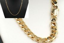 Medium Gold Chains for Necklaces / Choose from 50 Styles Solid 9ct Gold Chains of all styles between 4mm and 8.9mm in width. Made to any length in yellow, rose or white gold. Product codes HM-xxxx can be made in any combination of colours https://www.chain-me-up.com.au/9ct-solid-gold-chains-necklaces-bracelets.asp