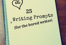 Writing-Prompts / by Julie Jordan