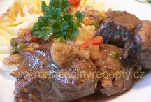 Pokrmy z hovězího masa