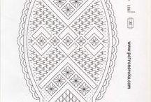 Labores: bolillos, tricot, crochet...