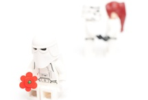 Star Wars LEGO / May the force be with you.