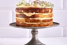 MILK TART CAKE