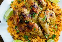Spanish meals
