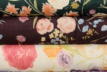 Fabric / My favourite fabrics that are either in my ever growing stash or should be! / by Pamela Barritt