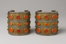 Tribal&ethnic jewelry / Examples of tribal, ethnic and boho styled jewelry.