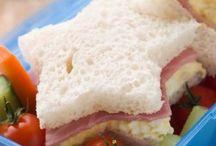 Lunch ideas for T / by Hanna Villanueva