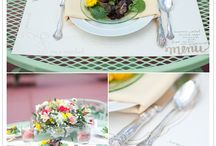 Bridal Luncheon / by Anna Dean