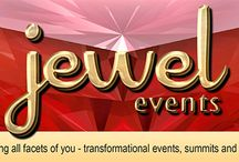 Jewel Events- / Events for women who are ready to embrace and love all facets of who they are. Totally interactive and experiential events that include Keynote speakers, 4 workshops, gifts, lunch and more. www.jewelevents.com.au Meditation, essential oils, goal mapping, energy tools- you will learn how to use all these to easily create change in your life women only Abbotsford Abbey Victoria, Sunday 24th November  / by Natalie McIvor