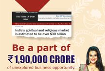 Small Franchise Business / PujaShoppe.com provides an excellent opportunity to be a part of their small franchise business and enhance the trust of this spiritual brand.