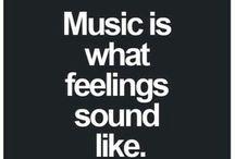 Music= Feelings