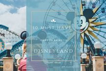 Disneyland Tips / Tips to make your Disneyland trip even more amazing