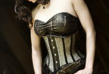 Corsets / For most recent pictures and news about our activity and events, follow us on Facebook: https://www.facebook.com/altersteamcom