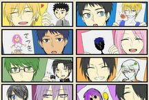 KnB and my Shipps n.n