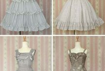FASHION - Lolita dresses