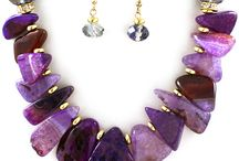 DIY JEWELRY AGATE & JASPER / by Dawn Marelli
