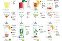 Cocktail drinks / Cocktails