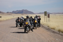 Namibia/ South Africa Motorbike Tour / Experience what real solitude feels like. See the sky turn orange in an African sunset. Motorcycling through Africa is the experience of a lifetime! Suitable for the more experienced rider, either with or without pillion.