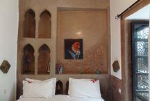 Riad Magellan, Marrakech / www.riadmagellan.com