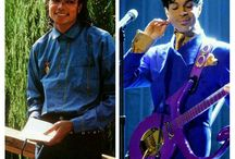 Michael Jackson & Prince Dedicated Board / by Tony B.