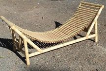 Projetos de bambu