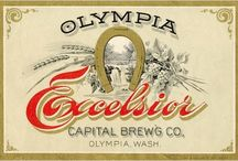 * vintage beer labels // / by Funnel : Eric Kass