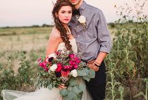 Wedding Photography Ideas / Inspiration for relaxed, rustic, informal, country styled wedding pics